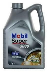 Motorový olej Mobil Super 3000 XE 5W30 5L