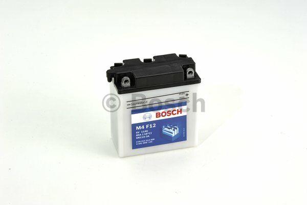 Baterie Bosch M4 6V 12Ah 0092M4F120, BOSCH