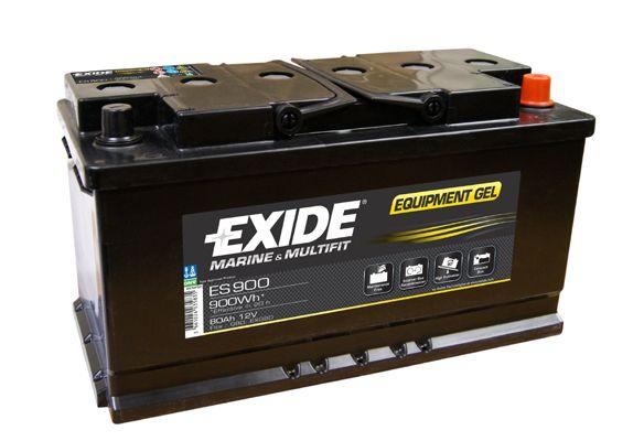 Baterie Exide 12V 80Ah ES900, EXIDE