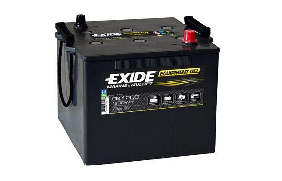 Baterie Exide 12V 110 Ah ES1200, EXIDE