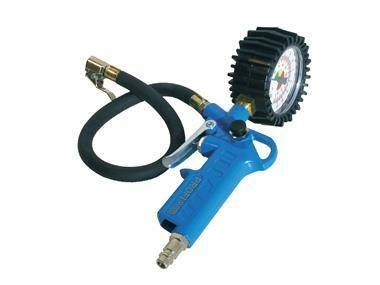 Hustič pneumatik s manometrem 60D, PROFI AIR
