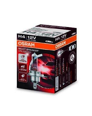 Žárovka OSRAM H4 12V 60/55 W P43t, 64193NBU