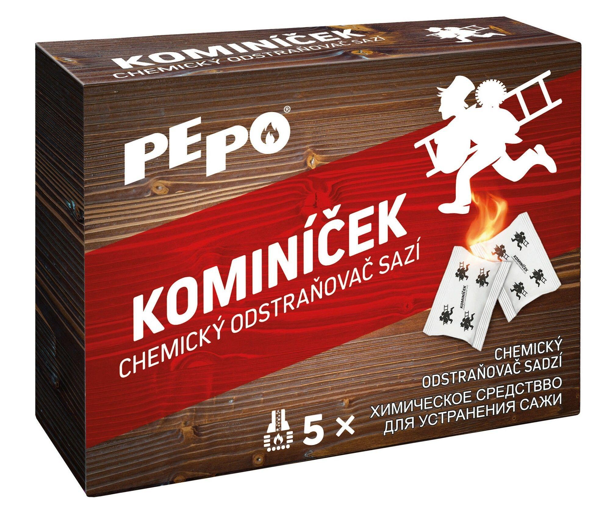 PE-PO kominíček