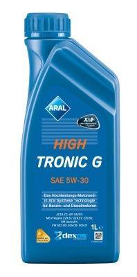 Motorový olej Aral HighTronic G 5W30 1L