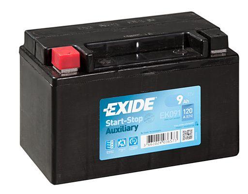 Baterie Exide 12V 9Ah EK091, EXIDE
