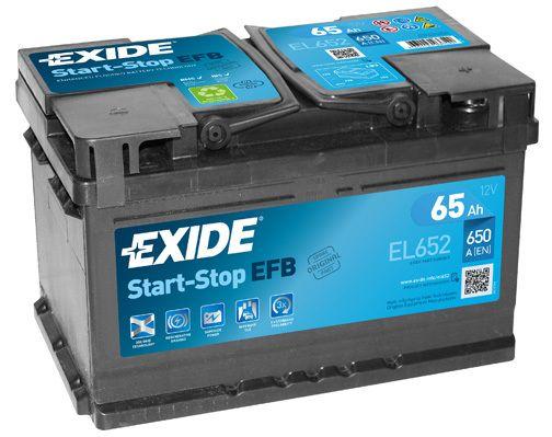 Baterie Exide 12V 65Ah EL652, EXIDE