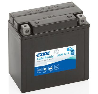 Baterie Exide 12V 9Ah AGM12-9, EXIDE