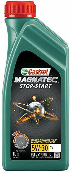 Motorový olej Castrol MAGNATEC STOP-START 1L 5W30 C3