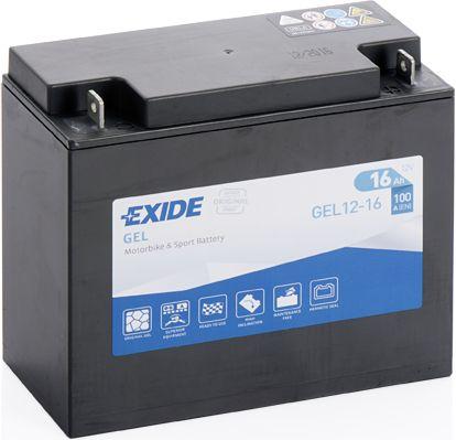 Baterie Exide 12V 16Ah GEL12-16, EXIDE