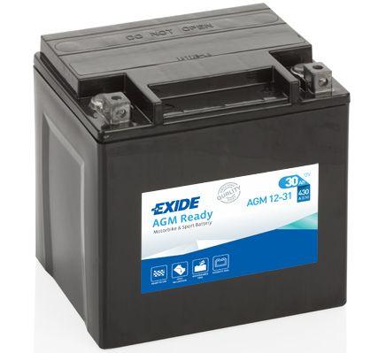 Baterie Exide 12V 30Ah AGM12-31, EXIDE