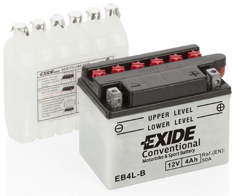 Baterie Exide 12V 4Ah EB4L-B, EXIDE