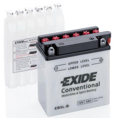 Baterie Exide 12V 5Ah EB5L-B, EXIDE