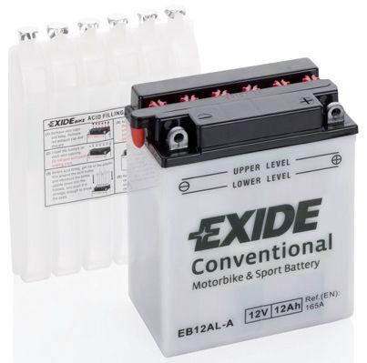 Baterie Exide 12V 12Ah EB12AL-A, EXIDE
