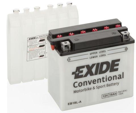 Baterie Exide 12V 18 Ah EB18L-A, EXIDE