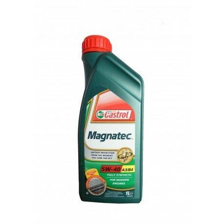 Motorový olej Castrol MAGNATEC 1L A3/B4 5W40