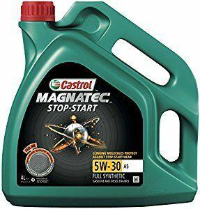 Motorový olej Castrol MAGNATEC STOP-START 5W30 A5 4L