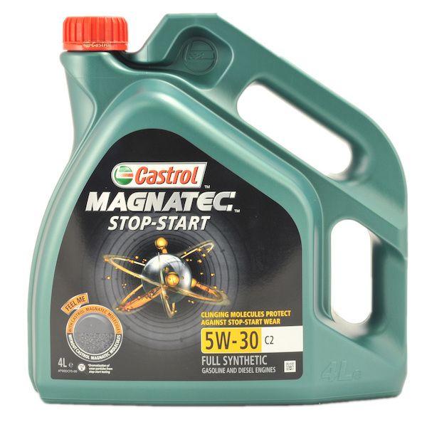 Motorový olej Castrol MAGNATEC STOP-START 5W30 C2 4L