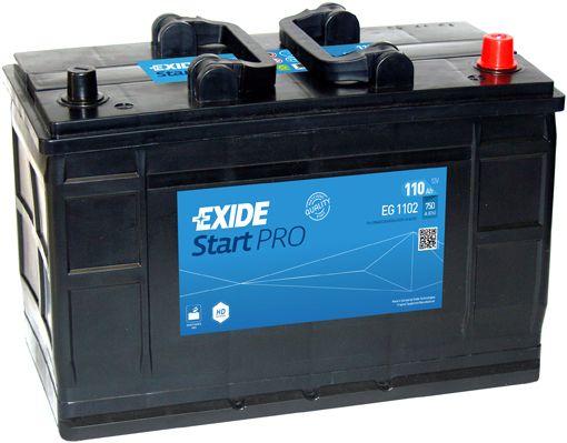 Baterie Exide 12V 110 Ah EG1102, EXIDE