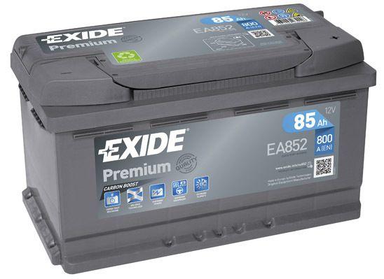 Baterie Exide 12V 85Ah EA852, EXIDE