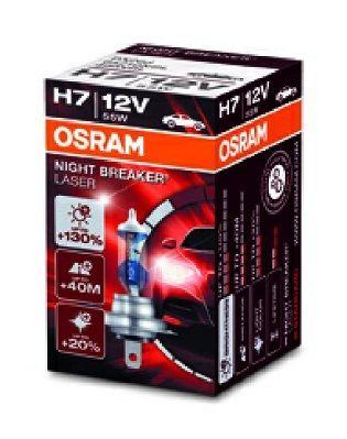 Žárovka OSRAM H7 12V 55 W PX26d, 64210NBL