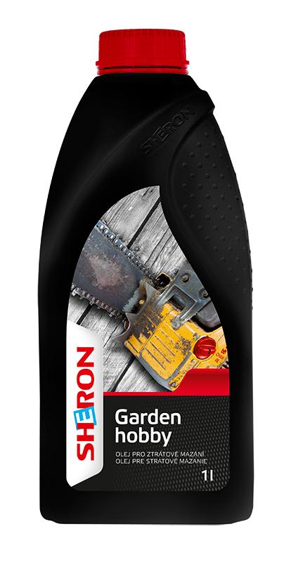 Garden Motorový Olej hobby 1 lt
