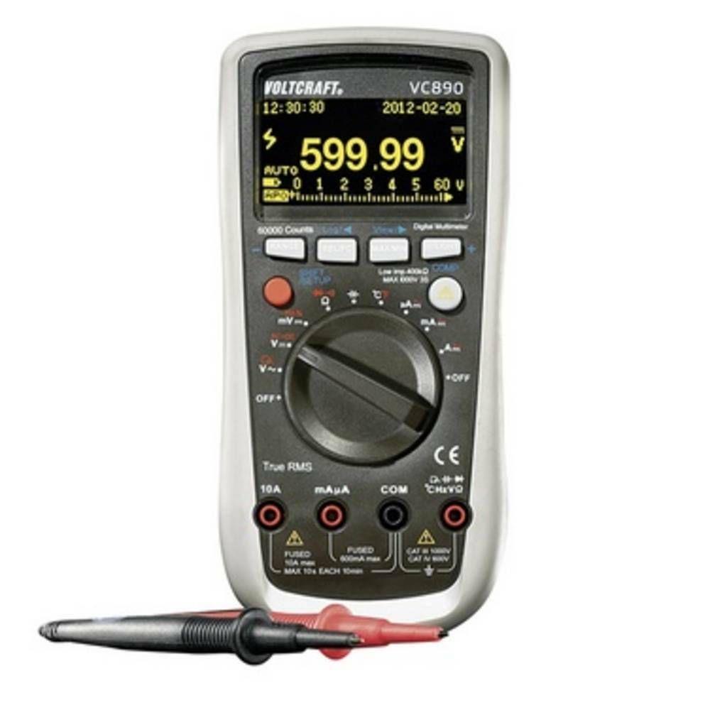 Digitální multimetr VC-890 OLED
