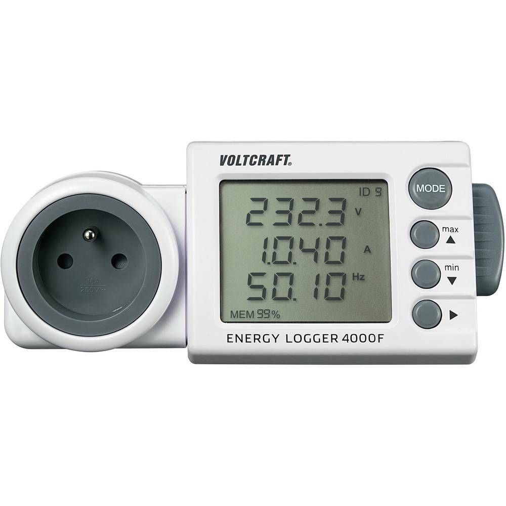 Měřič spotřeby el. energie ENERGY-LOGGER 4000 FR