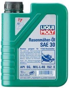 4T motorový olej Liqui Moly pro travní sekačky SAE 30 1L