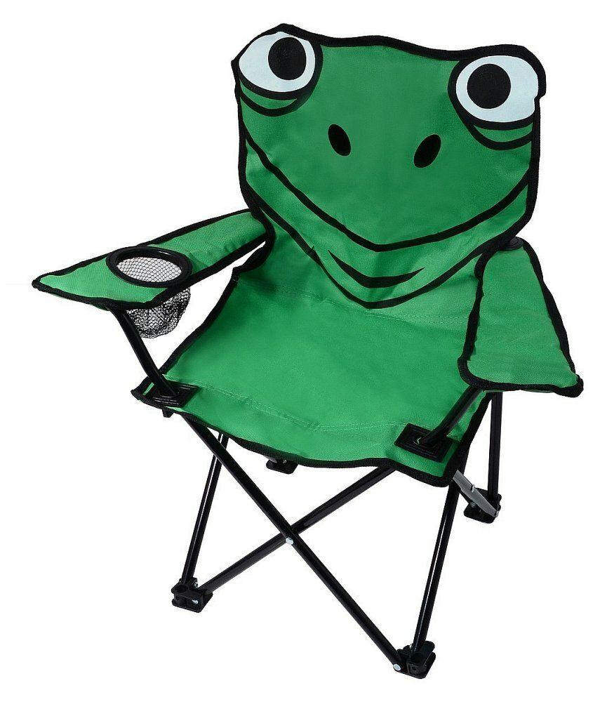 Židle kempingová malá FROG, CATTARA