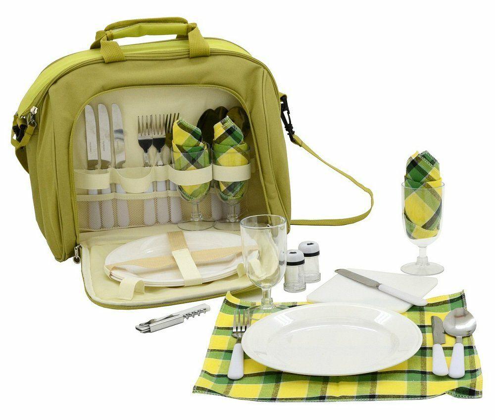 Pikniková taška pro 4 osoby, CATTARA