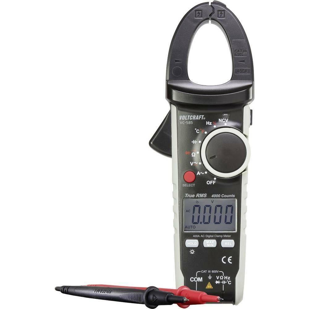 Digitální klešťový multimetr VC585