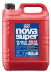 Motorový olej Liqui Moly Nova Super 5W40 5L