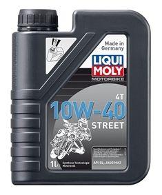 Motocyklový olej Liqui Moly Motorbike 4T 10W40 Street 1L