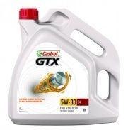 Motorový olej Castrol GTX C4 5W30 5L