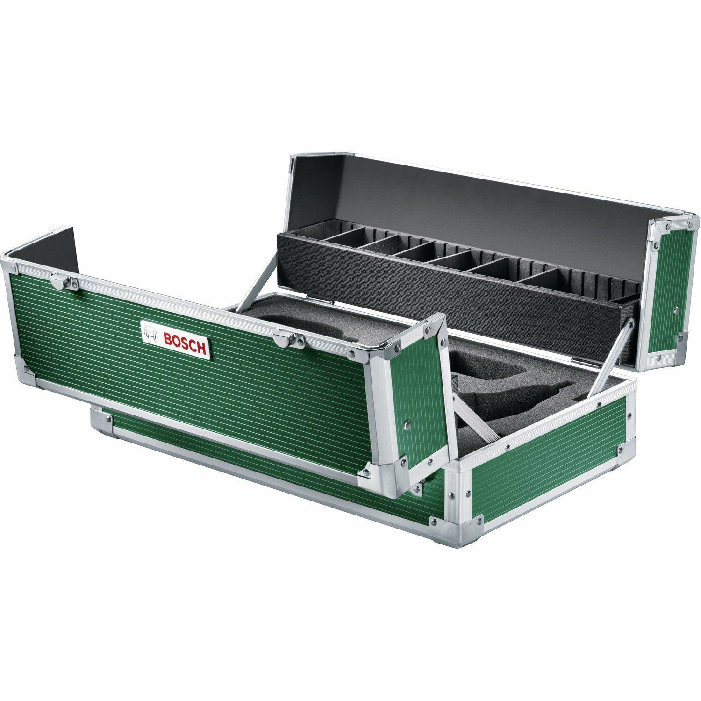 Kufr na nářadí s příslušenstvím 240ks, bity, vrtáky, hmoždínky, šrouby