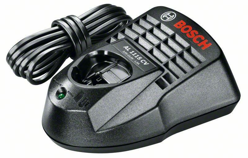 Nabíječka AL 1115 CV Bosch pro 10,8V lithium-iontové systémy, 1600Z0003P