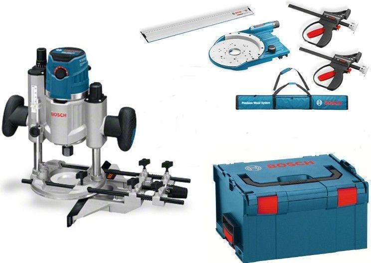 Horní frézka Bosch GOF 1600 CE Professional, 0601624000