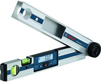Vodováha s digitálním úhloměrem Bosch GAM 220 Professional, 40 cm, 0601076500