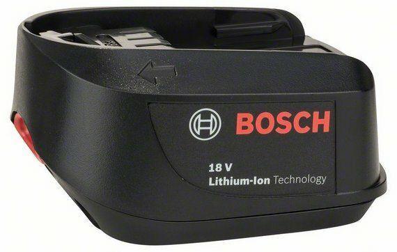 Zásuvný akumulátor 18 V - DIY, 1,3 Ah, Li Ion - 3165140438728