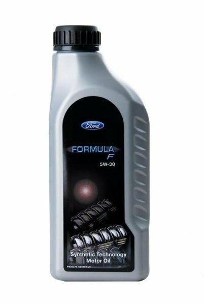 Motorový olej Ford Formula F 5W-30 1L