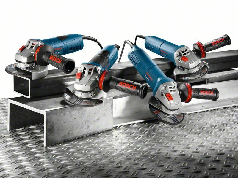 Malá úhlová bruska Bosch GWS 9-115 P Professional, 0601790200