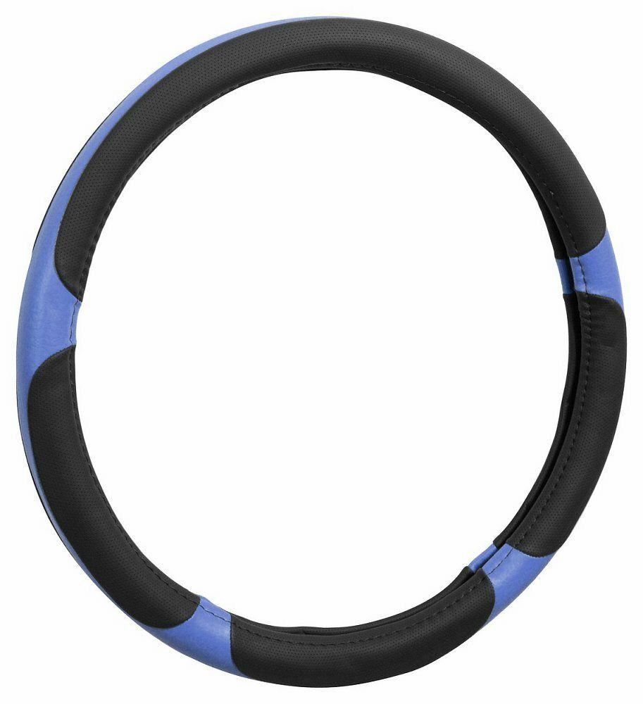 Potah volantu GRIP modrý, COMPASS