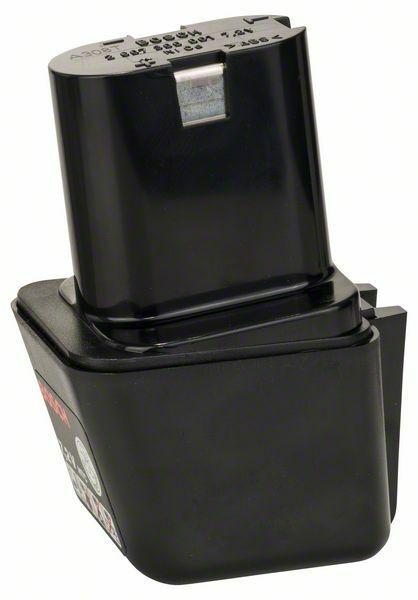 7,2 V hranatý akumulátor - SD, 1,5 Ah, NiCd