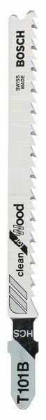 Pilový plátek do kmitací pily T 101 B - Clean for Wood - 3165140006781