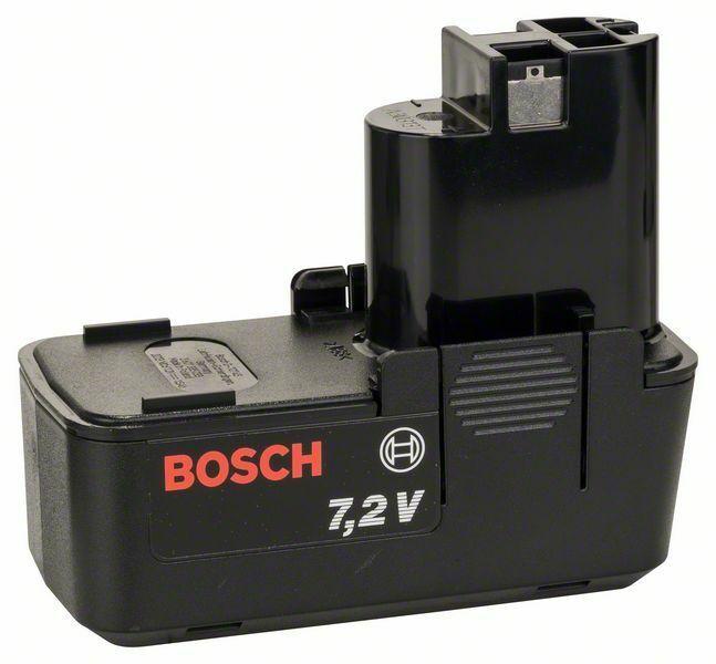 Plochý akumulátor 7,2 V - SD, 1,5 Ah, NiCd