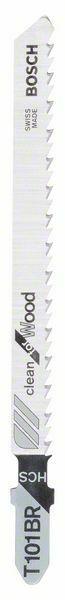 Pilový plátek do kmitací pily T 101 BR - Clean for Wood - 3165140091374
