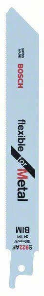 Pilový plátek do pily ocasky S 922 AF - Flexible for Metal
