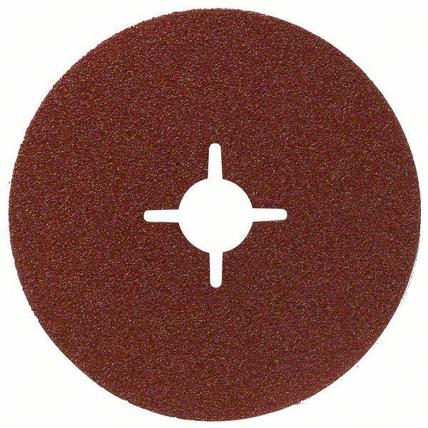 Obrázok Fíbrový brusný kotouč R444, Expert for Metal; 115 mm, 22 mm, 80 - 3165140162876