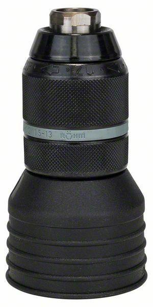 Rychloupínací sklíčidlo s adaptérem - 1,5-13 mm, SDS-plus - 3165140184151