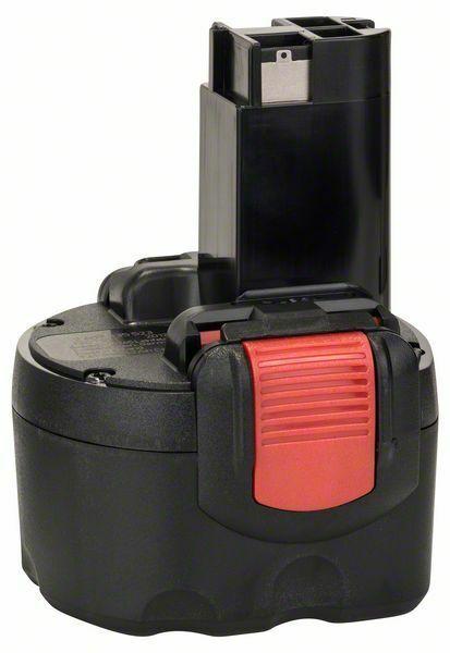 Akumulátor O 9,6 V - DIY, 1,2 Ah, NiCd